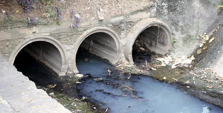 Odpadna voda