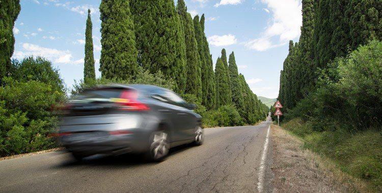 Vožnja pred izpitom