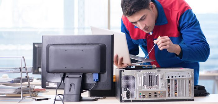 Je servis računalnika zares obvezen?