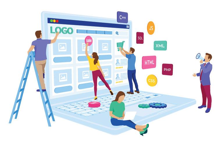 Postavitev spletne strani