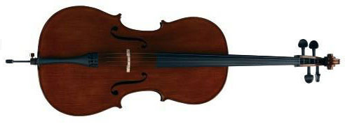 Violončelo Gewa Ideale